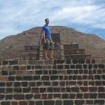 Pyramid of the Moon- Teotihaucan